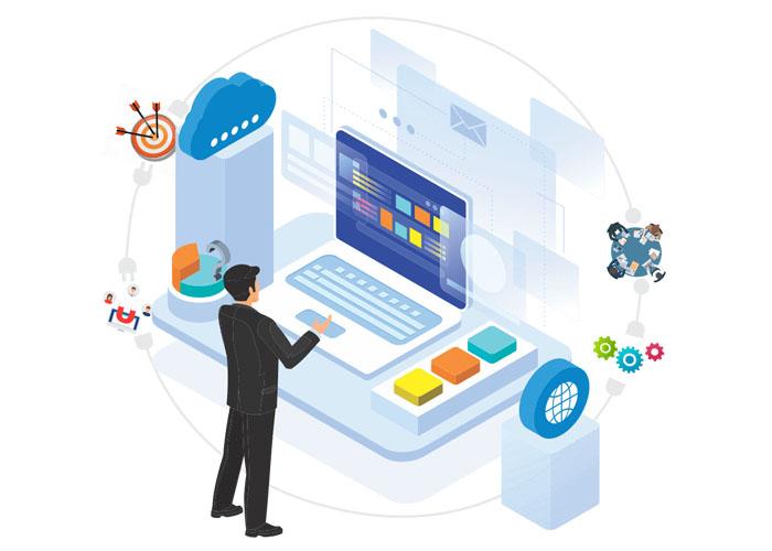 Desktop og Mobil Applikationer